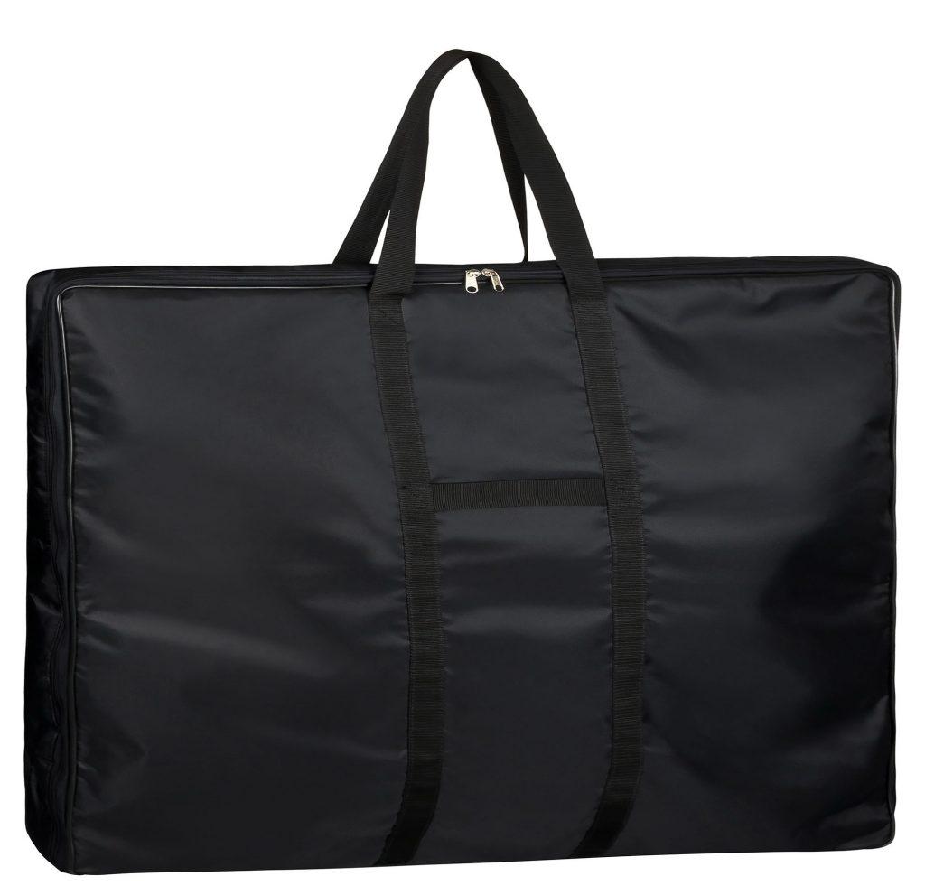 Tasche mit umlaufendem Keder für den Transport vom Werbedisplays